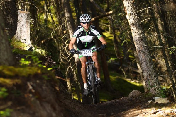 Kyle Mtn Biking