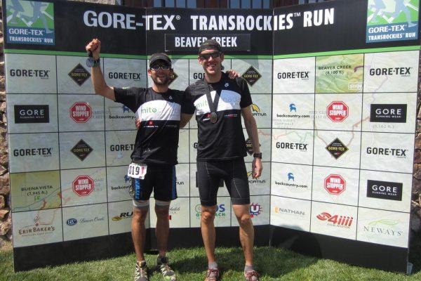 Kyle TRans Rockies Run