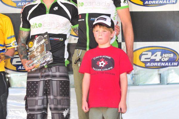 Kyle podium 24 HOA